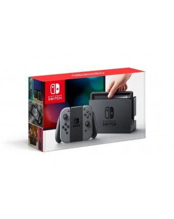 Nintendo Switch Grey NAUJAS