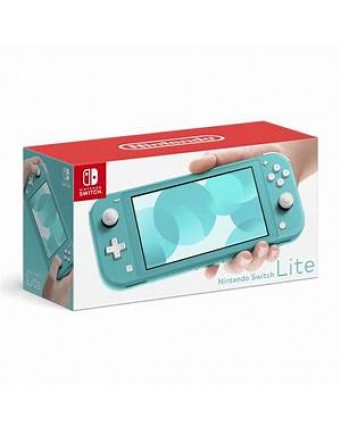 Nintendo Switch Lite Turqoiuse NAUJAS