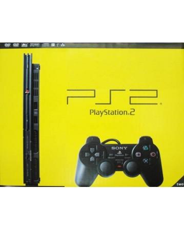 Sony Playstation 2 Slim + Žaidimai NAUDOTAS