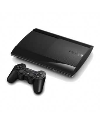Sony Playstation 3 Super Slim 120GB NAUDOTAS