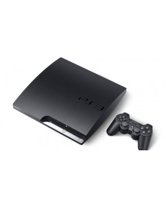 Sony Playstation 3 Slim 160GB + GTA V NAUDOTAS