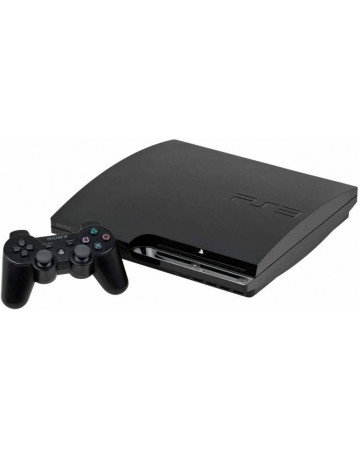 Sony Playstation 3 Slim 500GB Atrištas NAUDOTAS
