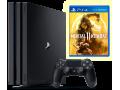 Sony Playstation 4 PRO 1TB + Mortal Kombat 11 NAUDOTAS