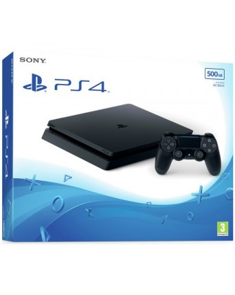 Sony Playstation 4 Slim 500GB NAUJAS
