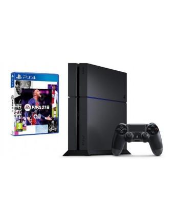SONY PLAYSTATION 4 1TB  + FIFA 21 NAUDOTAS