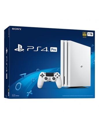 Sony Playstation 4 PRO 1TB Glacier White NAUDOTAS