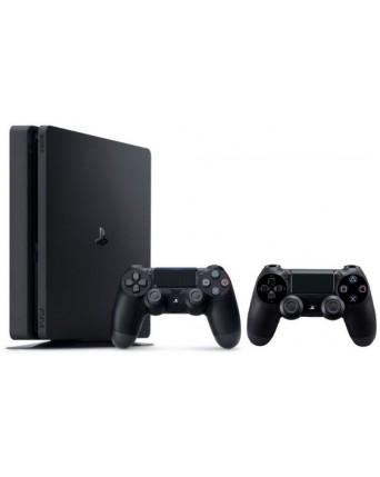 Sony Playstation 4 Slim 500GB + 2 Papildomas Pultelis NAUDOTAS