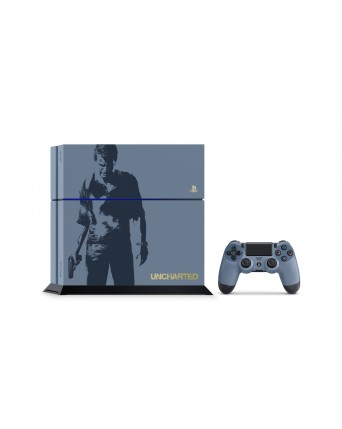 Sony Playstation 4 1TB Uncharted A Thiefs End Edition + Žaidimas Uncharted 4