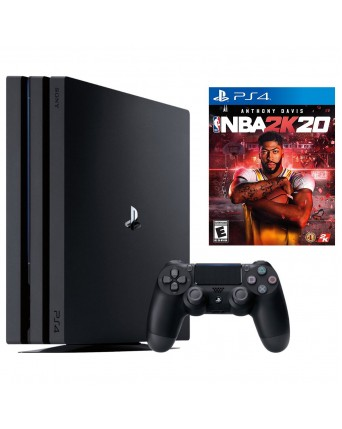 Sony Playstation 4 PRO + NBA 2K20 NAUDOTAS