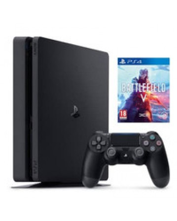 Sony Playstation 4 Slim 500GB + Battlefield V NAUDOTAS