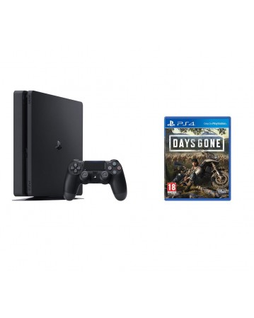 Sony Playstation 4 Slim + Days Gone NAUDOTAS