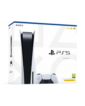 Sony Playstation 5 Disc Edition NAUJAS