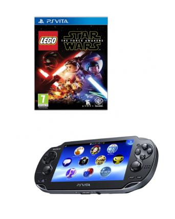 Sony Playstation Vita Slim 16GB + Lego Star Wars NAUDOTAS