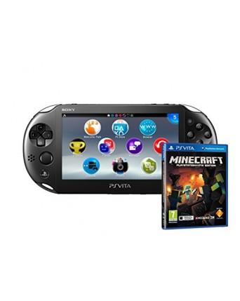 Sony Playstation Vita Slim 8GB + Minecraft NAUDOTAS