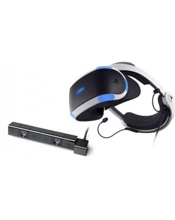Sony Virtualios Realybės Akiniai + Kamera NAUDOTI