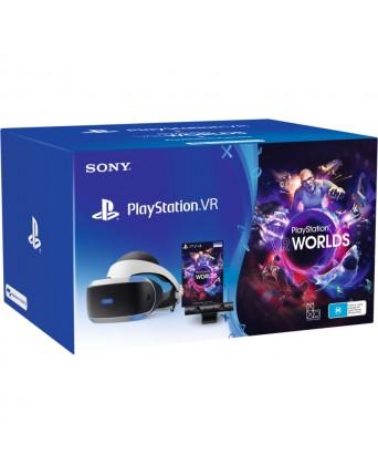Sony VR + Kamera V2 + Vr Worlds NAUJAS