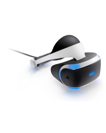 Sony Virtualios Realybės Akiniai + Hustle Kings Žaidimas NAUDOTI