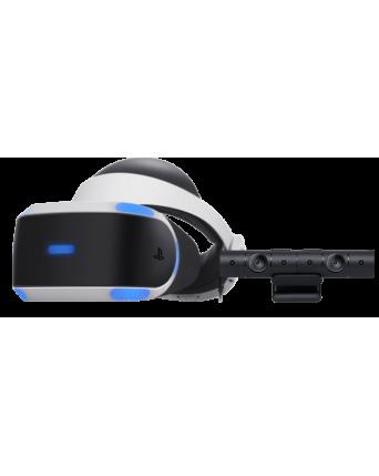 Sony Virtualios Realybės Akiniai V2  + Kamera V2 NAUDOTI