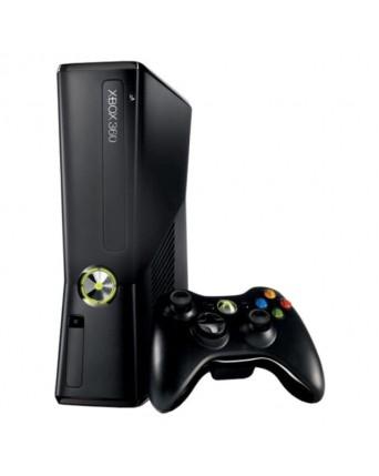 Xbox 360 Slim 250GB Atrištas RGH NAUDOTAS