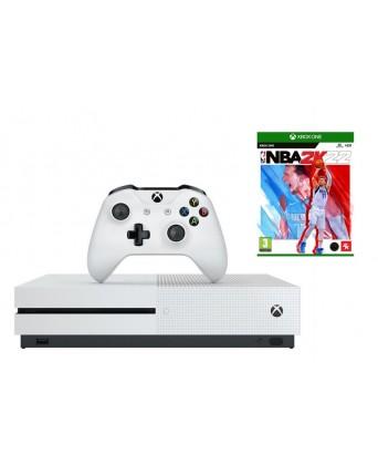 Xbox One Slim 1TB + NBA 2K22 NAUDOTAS