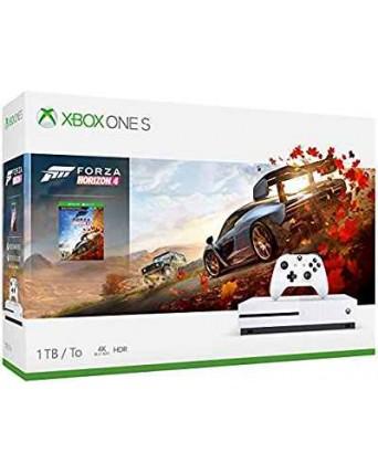 Xbox One Slim 1TB + Forza Horizon 4 NAUJAS