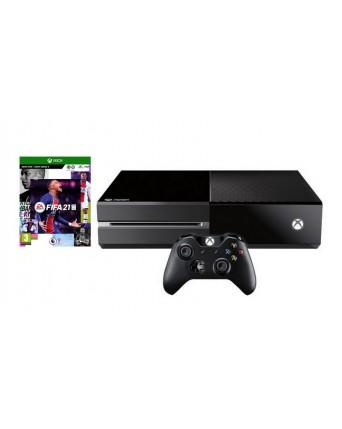 XBOX ONE 500GB + FIFA 21 NAUDOTAS