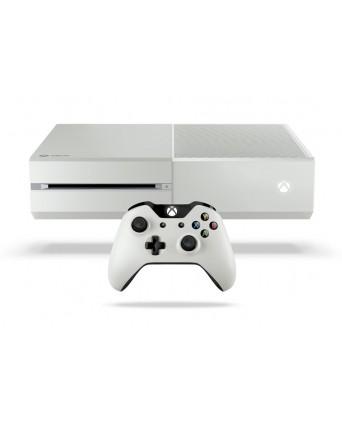 Xbox One 500GB White  NAUDOTAS