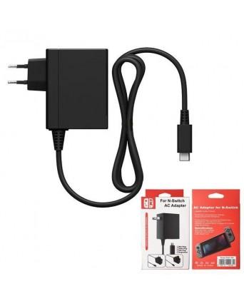NINTENDO SWITCH AC USB-C ADAPTERIS NAUJAS