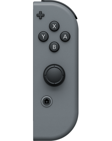 Nintendo Switch Joy Con Black NAUDOTAS