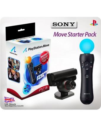 Sony Playstation Move Starter Pack NAUDOTAS