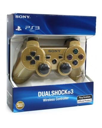 Sony Playstation 3 Bevielis Pultelis Juodas AUKSINIS
