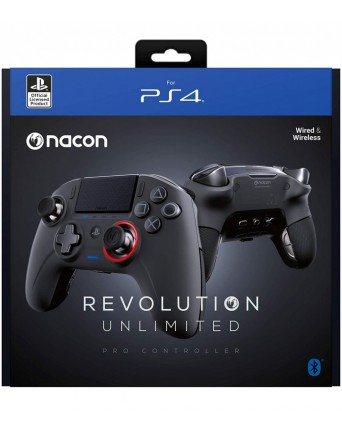 Nacon Revolution Unlimited Pro V3 Laidinis/Belaidis Pultelis NAUJAS