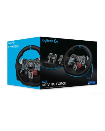 Logitech G29 DRIVING FORCE PS4/PS3 NAUDOTAS