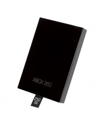 Xbox 360 250GB Kietasis Diskas NAUDOTAS
