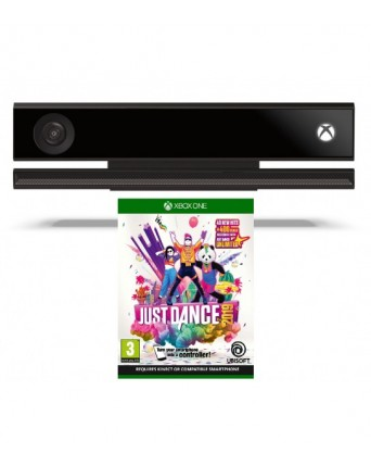 Just Dance 2019 + Kinect Sensorius Xbox One Slim NAUDOTAS