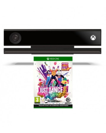 Just Dance 2019 + Kinect Sensorius Xbox One NAUDOTAS