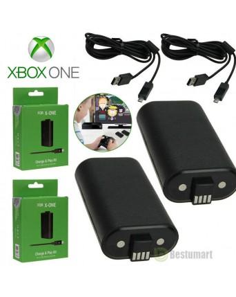 Xbox One Putelio Baterijos 2vnt NAUJOS