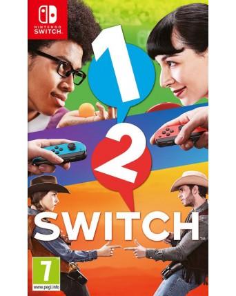 1-2-Switch Nintendo Switch NAUDOTAS