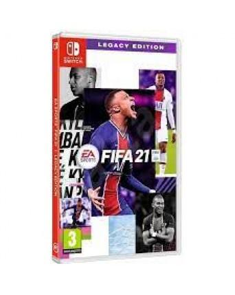 Fifa 21 Nintendo Switch NAUJAS