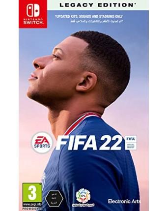 Fifa 22 Nintendo Switch NAUJAS