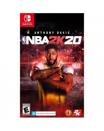 NBA 2K20 NINTENDO SWITCH NAUDOTAS