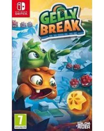 Gelly Break Nintendo Switch NAUJAS