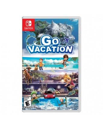Go Vacation Nintendo Switch NAUJAS