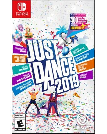 Just Dance 2019 Nintendo Switch NAUDOTAS