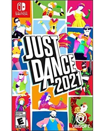 Just Dance 2021 Nintendo Switch NAUJAS