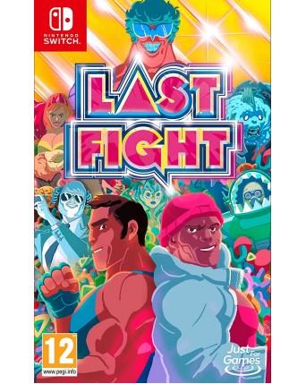 Last Fight Nintendo Switch NAUJAS