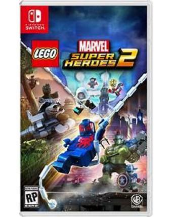 Lego Marvel Super Heroes 2 Ninento Switch NAUDOTAS
