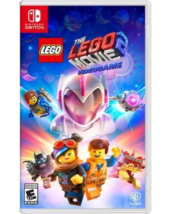 Lego Movie Videogame 2 Nintendo Switch NAUJAS