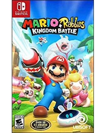 Mario + Rabbids Kingdom Battle Nintendo Switch NAUDOTAS