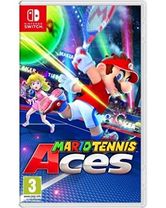 Mario Tennis Eces Nintendo Switch NAUDOTAS